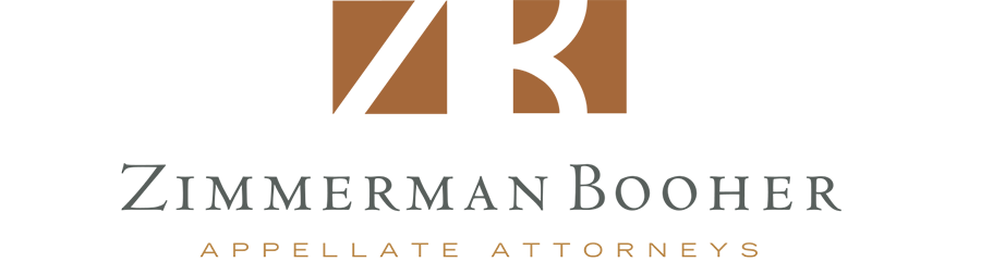 Zimmerman Booher | Utah Appellate Attorneys - Troy L  Booher